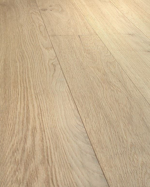 Plancher Chêne Semi-Massif Lara 15/6x170 mm Brossé Verni Mat