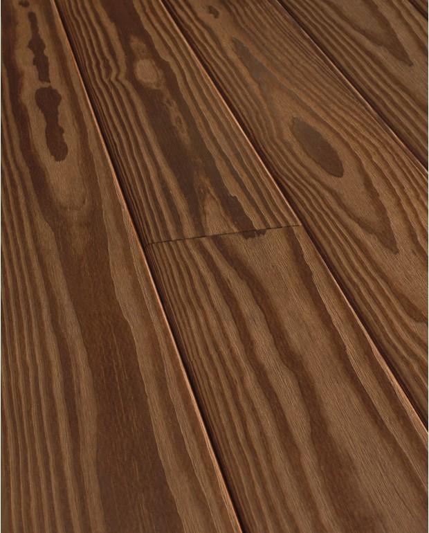 Lames de Terrasse Pin de Caroline Wengé 25x140 mm Huilé