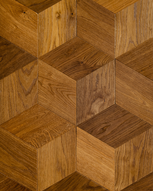 Palladio Chêne Semi-Massif Brown Fumé 15/4x230.9x230.9 mm