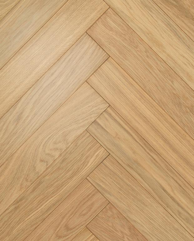Bâtons Rompus Chêne Contrecollé CP Corn 14/3.2x92x610 mm Huilé