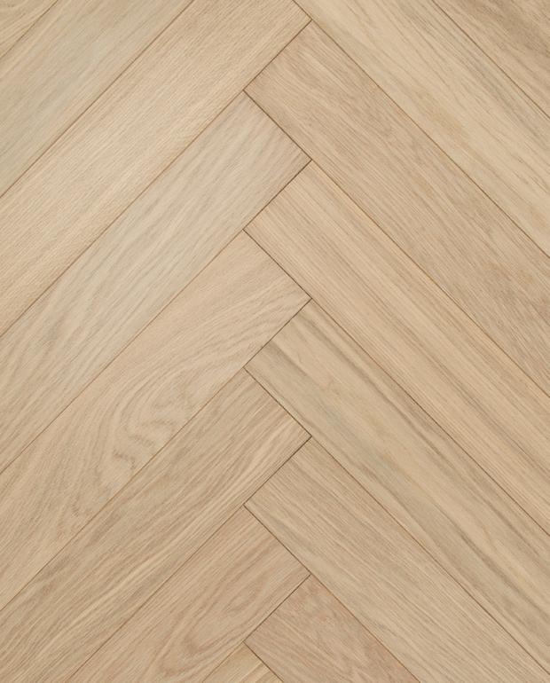 Bâtons Rompus Chêne Contrecollé CP Silk 14/3.2x92x610 mm Verni