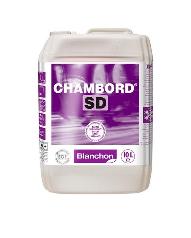Vitrificateur polyuréthane CHAMBORD Mat 10 Litres