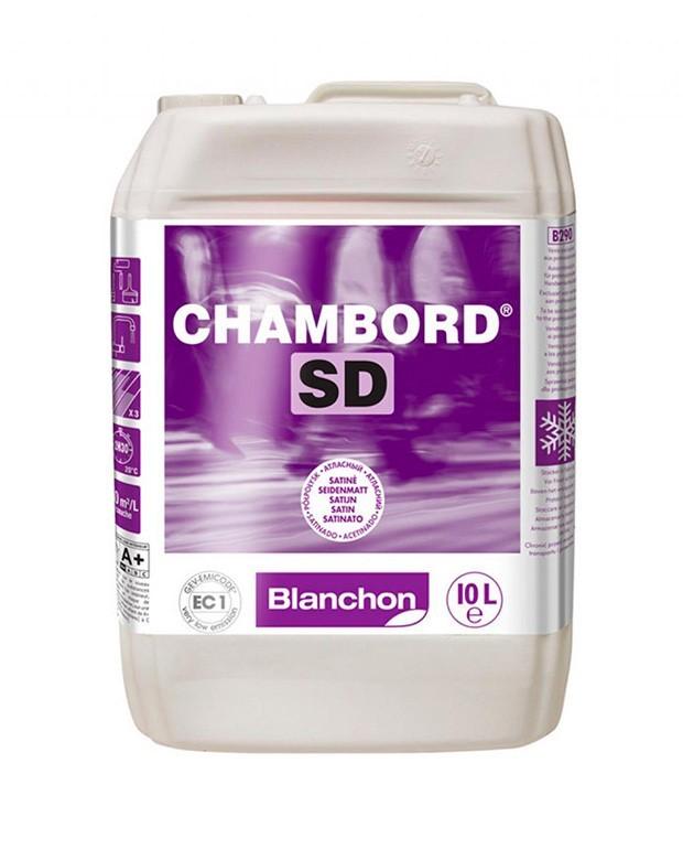 Vitrificateur polyuréthane CHAMBORD Satiné 10 Litres