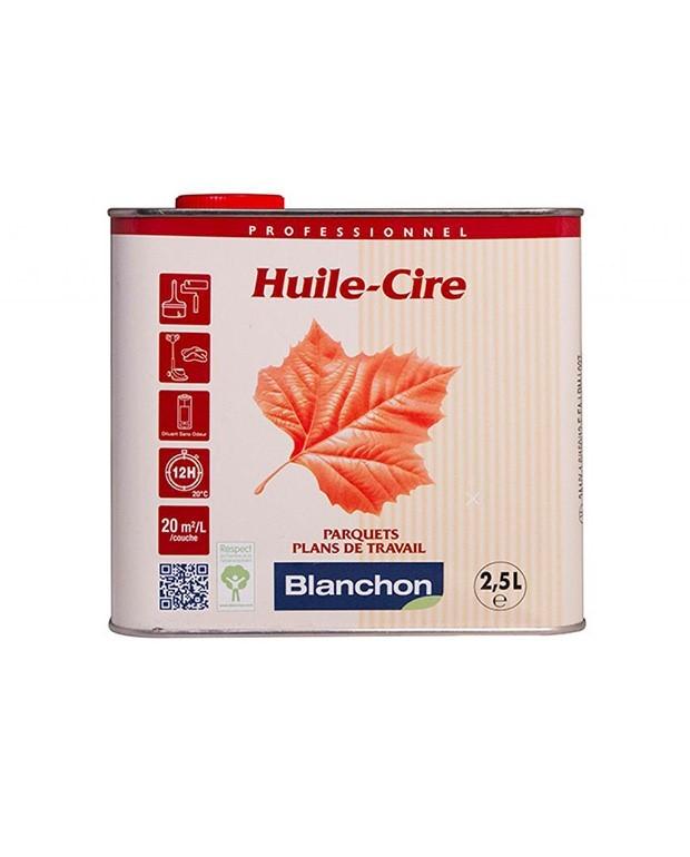 Huile-Cire Gris Clair 2.5 L