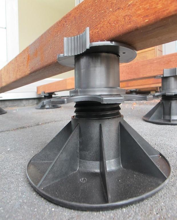 Plot PV Support Réglable 5 à 9 cm -6/m2