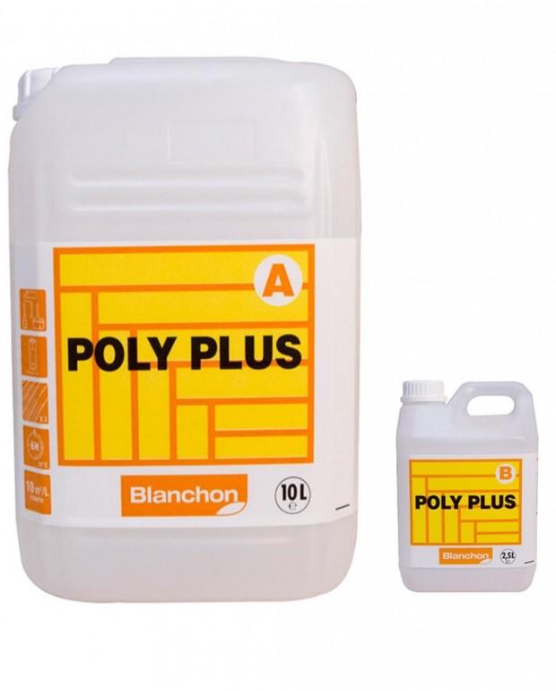 Vernis Polyplus + Durcisseur Mat 2 Composants 12.5 LITRES