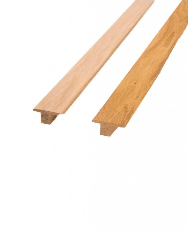 Barres de Seuils Jonction Verni Naturel 18x45x2200 mm