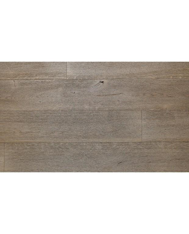 Plancher Vieilli Chêne Semi-Massif C1 15/4x220 mm Huilé Brossé