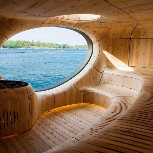 ∙ I N S P I R A T I O N • S'accorder une pause magique dans ce sauna, entre terre et mer...🌊 ∙ Infos sur les dates et horaires d'ouverture par showroom sur notre site internet ou par téléphone. ∙ —————————— 🔎 Via @architectanddesign —————————— ∙ ∙ ∙ #carresol #parquet #interieurdesigner #designdinterieur #appartementparisien #chicdesign #architecturedinterieur #amenagementinterieur #maisoncontemporaine #intérieurs #woodenhome #woodinteriordesign #interior #parquetflooring #woodfloors #flooringideas #flooringdesignideas #hardwoodfloors #agencementsurmesure #agencementinterieur #reclaimedwood #woodenfloor #menuiseriesurmesure #chêne