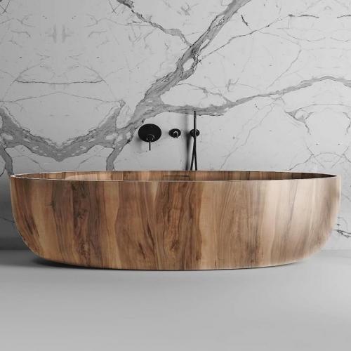 INSPIRATION ✨⠀  Rêver d'un hymne à la modernité... En alliant les veinages du marbre et d'un bois noble dans ce concept de salle de bains.  🔎  Via @wuuden     #carresol #parquet #interieurdesigner #designdinterieur #appartementparisien #chicdesign #architecturedinterieur #amenagementinterieur #maisoncontemporaine #intérieurs #woodenhome #woodinteriordesign #interior #parquetflooring #woodfloors #flooringideas #flooringdesignideas #hardwoodfloors #agencementsurmesure #agencementinterieur #reclaimedwood #woodenfloor #menuiseriesurmesure #inspiration